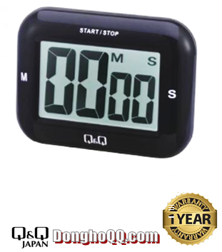 D098C501Y, Đồng hồ bấm giây Q&Q D098C501Y chính hãng