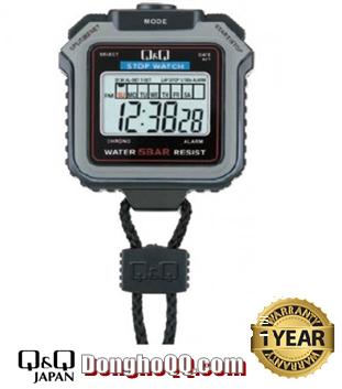 HS43J002Y, Đồng hồ bấm giây Q&Q HS43J002Y chính hãng