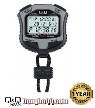 HS45J002Y, Đồng hồ bấm giây Q&Q HS45J002Y chính hãng