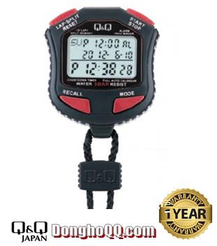 HS45J003Y, Đồng hồ bấm giây Q&Q HS45J003Y chính hãng