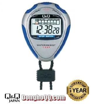 HS46J002Y, Đồng hồ bấm giây Q&Q HS46J002Y chính hãng