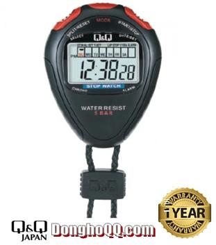 HS46J003Y, Đồng hồ bấm giây Q&Q HS46J003Y chính hãng