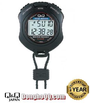 HS47J001Y, Đồng hồ bấm giây Q&Q HS47J001Y chính hãng
