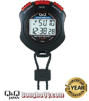 HS47J002Y, Đồng hồ bấm giây Q&Q HS47J002Y chính hãng