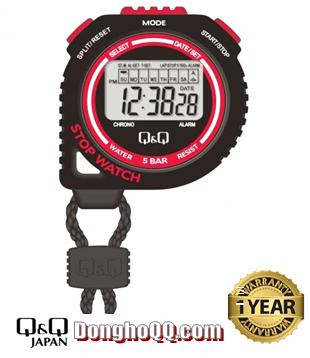 HS48J003Y, Đồng hồ bấm giây Q&Q HS48J003Y chính hãng