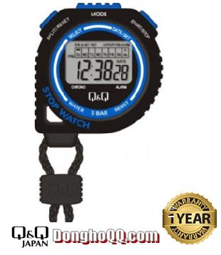 HS48J004Y, Đồng hồ bấm giây Q&Q HS48J004Y chính hãng