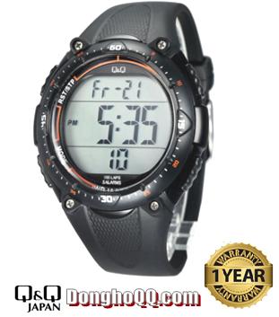 M010J001Y, Đồng hồ điện tử Q&Q M101J001Y chính hãng