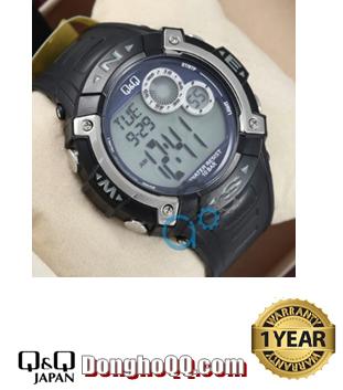 M065J003Y, Đồng hồ điện tử Q&Q M065J003Y chính hãng