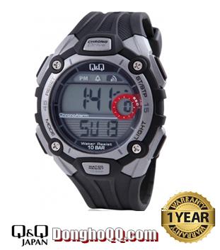 M083J002Y, Đồng hồ điện tử Q&Q M083J002Y chính hãng