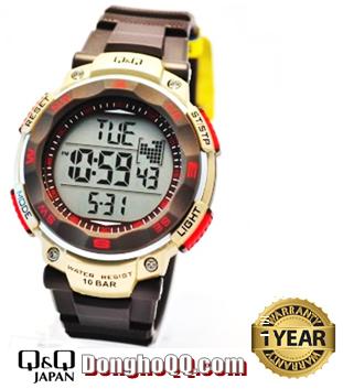 M124J004Y, Đồng hồ điện tử Q&Q M124J004Y chính hãng