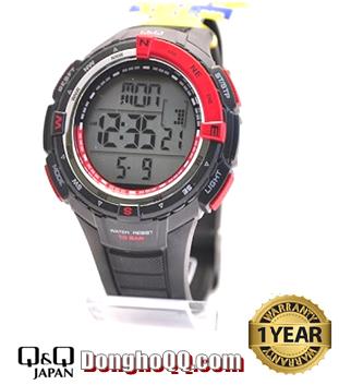 M131J001Y, Đồng hồ điện tử Q&Q M131J001Y chính hãng