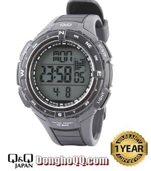 M131J002Y, Đồng hồ điện tử Q&Q M131J002Y chính hãng