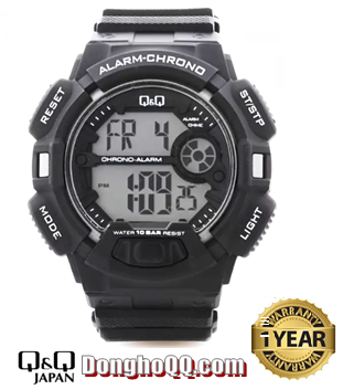 M132J001Y, Đồng hồ điện tử Q&Q M132J001Y chính hãng