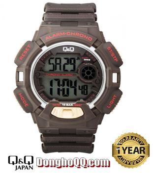 M132J003Y, Đồng hồ điện tử Q&Q M132J003Y chính hãng