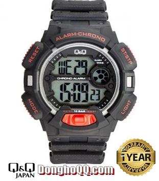 M132J004Y, Đồng hồ điện tử Q&Q M132J004Y chính hãng