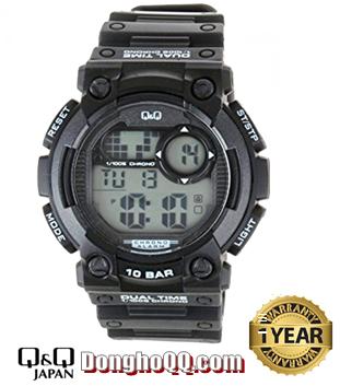 M141J002Y, Đồng hồ điện tử Q&Q M141J002Y chính hãng