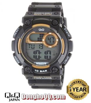 M141J003Y, Đồng hồ điện tử Q&Q M141J003Y chính hãng