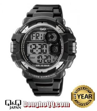 M143J002Y, Đồng hồ điện tử Q&Q M143J002Y chính hãng