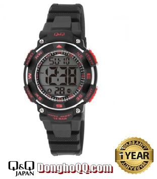 Đồng hồ điện tử Nữ Q&Q M149J001Y chính hãng (Máy Nhật)