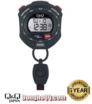 MF01J001Y, Đồng hồ bấm giây Q&Q MF01J001Y chính hãng