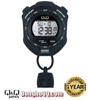 MF01J002Y, Đồng hồ bấm giây Q&Q MF01J002Y chính hãng