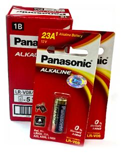 Pin 12V Panasonic A23A, LR-V08 Alkaline chính hãng Panasonic