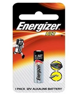 Pin Remote 12V Energizer A27/MN27 Alkaline chính hãng