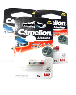Pin 9V Camelion A32 Plus Alkaline, Pin Remote 9V Camelion A32 Plus Alkaline