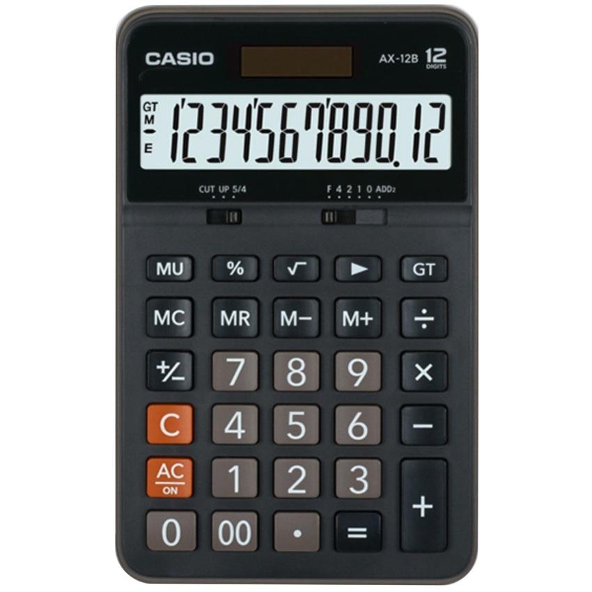 Máy tính tiền Casio AX-12B chính hãng Casio Japan