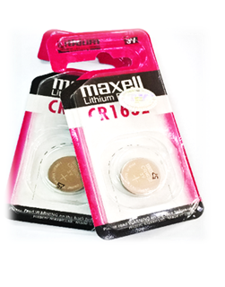 Maxell CR1632; Pin 3v lithium Maxell CR1632 chính hãng Made in Japan