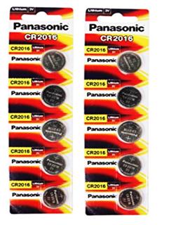 Pin 3v lithium Panasonic CR2016 chính hãng