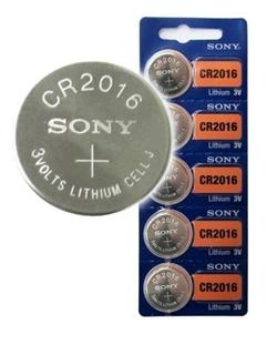 Pin Sony CR2016 lithium 3V chính hãng Sony