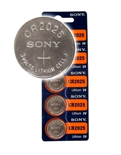Pin Sony CR2025 lithium 3V chính hãng Sony Nhật