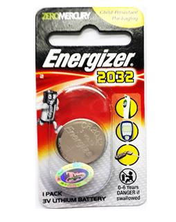 Pin Energizer CR2032 Lithium 3V chính hãng Energizer