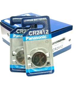 Pin 3v lithium Panasonic CR2412 chính hãng