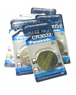 Pin 3v lithium Panasonic CR3032 chính hãng