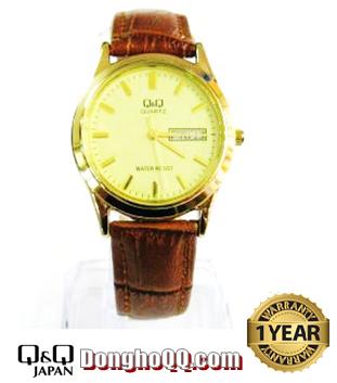 DB14J010Y; Đồng hồ đeo tay Nam DB14J010Y chính hãng Q&Q Japan| CÒN HÀNG