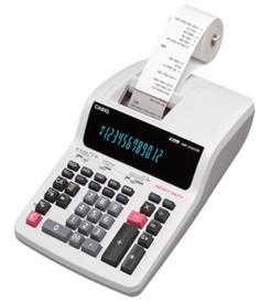 Máy tính tiền in ra giấy Casio DR-210TM chính hãng Casio