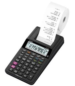 Máy tính tiền in ra bill giấy Casio HR-8RC thế hệ mới chính hãng Casio Japan