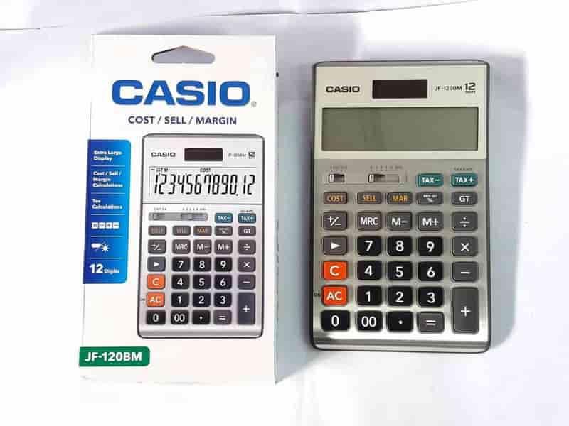 Máy tính tiền Casio JF-120BM chính hãng Casio Japan