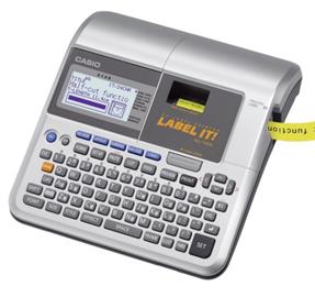 Máy in nhãn Casio KL-7400 chính hãng Casio