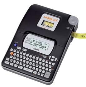 Máy in nhãn Casio KL-820 chính hãng Casio