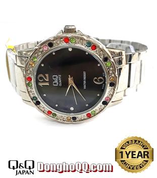 KX09-J202Y; Đồng hồ Nam KX09-J202Y chính hãng Q&Q Japan | CÒN HÀNG
