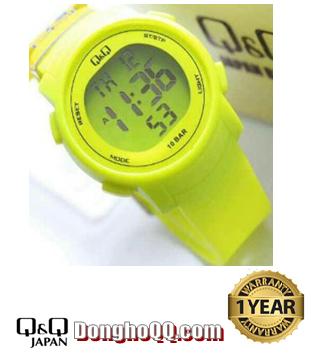 Đồng hồ G-SHOCK M122J005Y chính hãng Q&Q Citizen Nhật