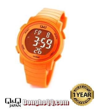 Đồng hồ G-SHOCK M122J008Y chính hãng Q&Q Citizen Nhật