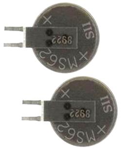 Pin Seiko MS621/MT621 lithium sạc 3V chính hãng Seiko Nhật
