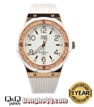 Đồng hồ nam Q&Q Superior Quartz Q774J114Y chính hãng Q&Q Citizen