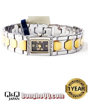 S141-405Y; Đồng hồ nữ S141-405Y chính hãng Q&Q Japan