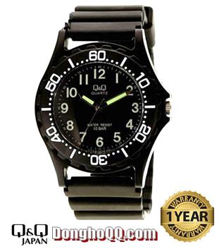 Đồng hồ đeo tay Nam-Nữ Q&Q VP02J002Y chính hãng Q&Q Citizen