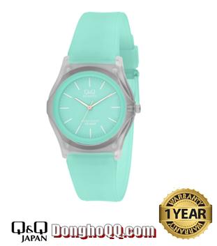 Đồng hồ đeo tay Nam-Nữ Q&Q VQ04J006Y chính hãng Citizen